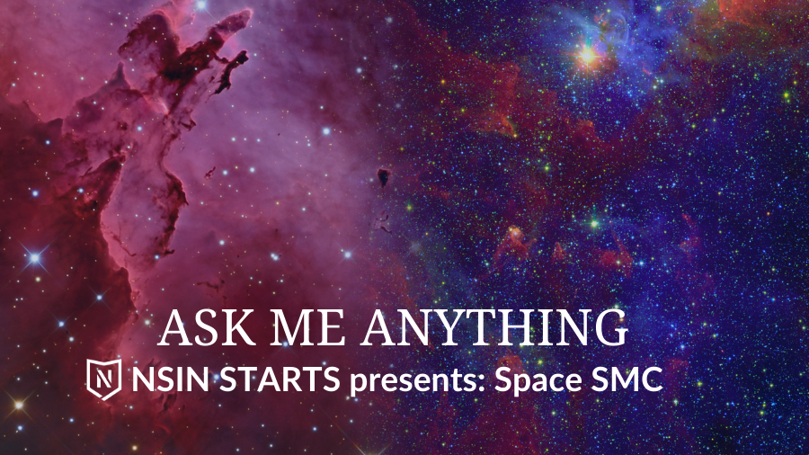 NSIN Starts presents: Space SMC AMA