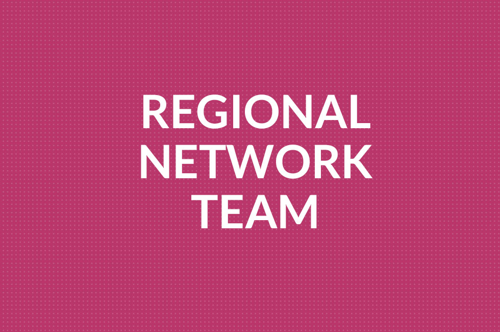 Regional Network Team Hiring